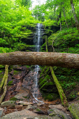 Falls on Little Fall Branch