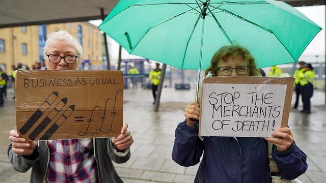 Stop the Merchants of Death