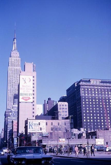 New York City. 1966