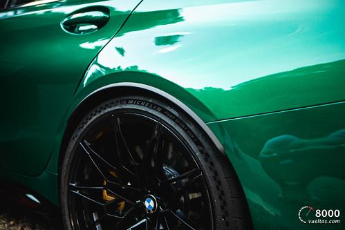 BMW M3 - 8000vueltas