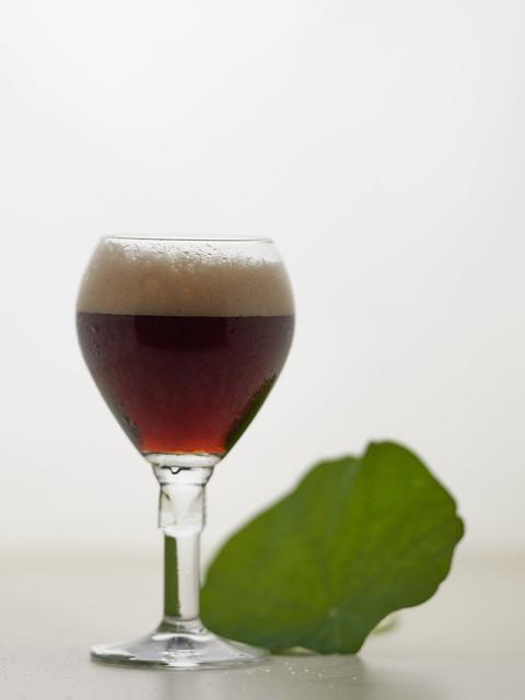 Belgian brown beer