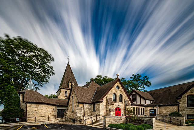 120 Seconds at Zion Episcopal Church - Explored