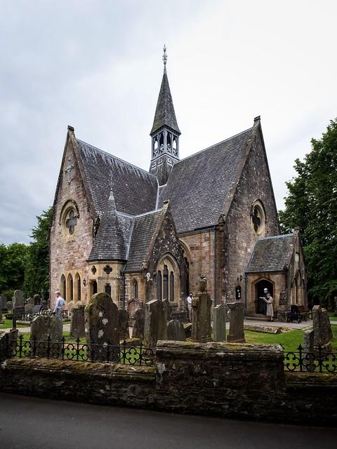 Luss Parish Church …