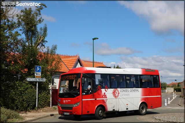 Otokar Navigo 185 SH – Sovetours (Groupe Fast, Financière Atlantique de Services et de Transports) / Aléop ex Cap Vendée n°103