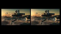 Oblivion SF movie 2013 (3-D)