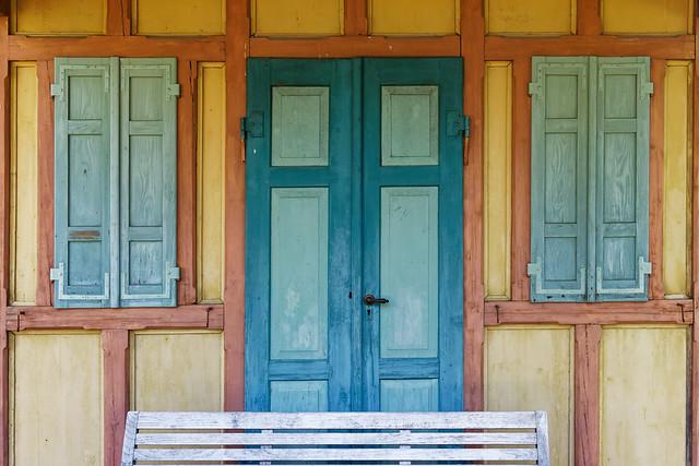 Old garden house