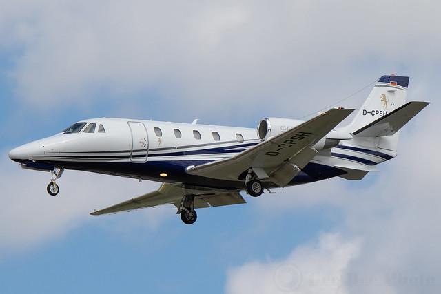 Cessna 560 XLS+ Heron Aviation D-CPSH cn 560-6221