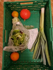 veggie subscription via Melanza.ch in Riehen / Basel