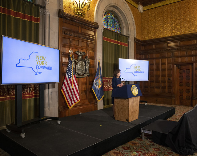 Governor Hochul holds COVID-19 briefing and makes an announcement - Sept 15, 2021