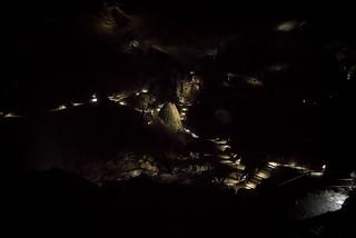 In der Tropfsteinhöhle