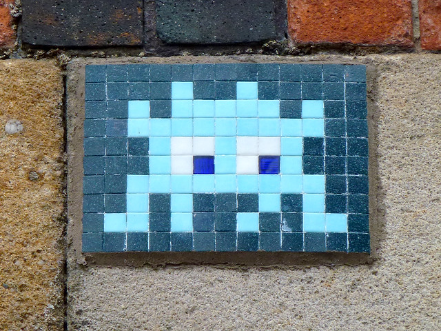 Space Invader - MAN_27