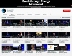 Breakthrough Energy Movement, 2012, 2013, 2014, 2019