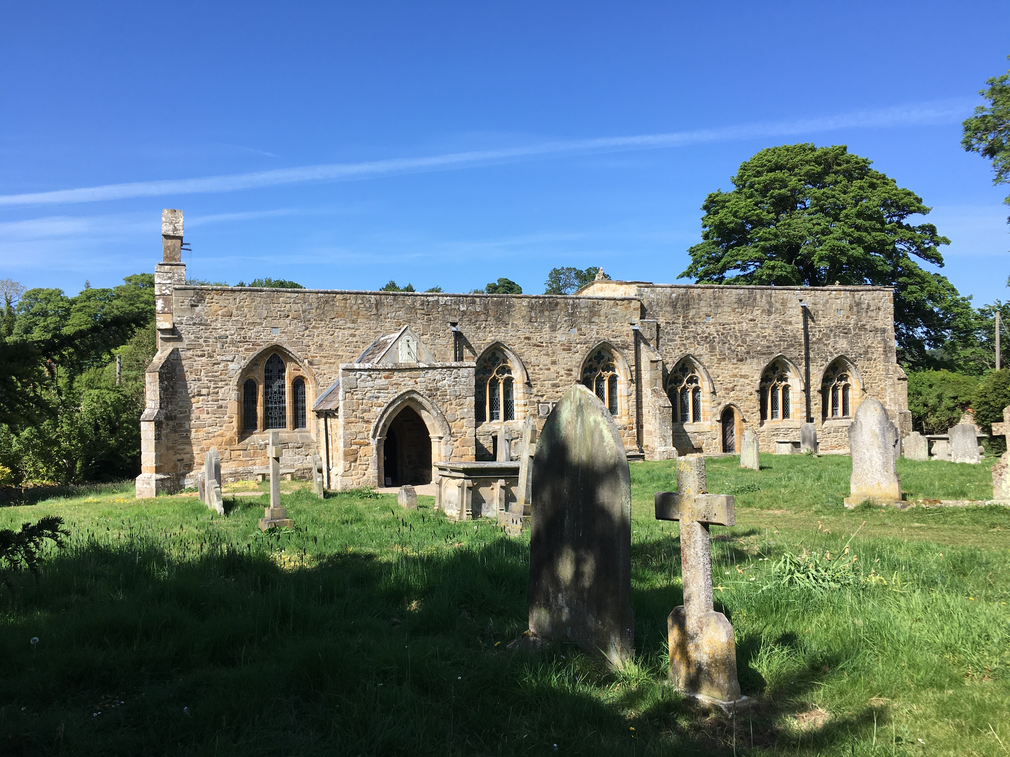 WYCLIFFE, St Mary Ext