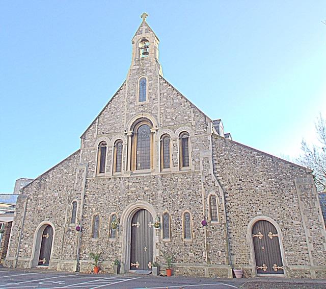 SOUTHSEA, St Luke - ext