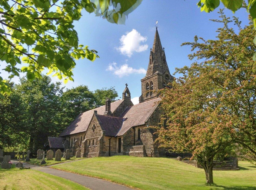 EDALE, Holy and Undivided Trinity Ext