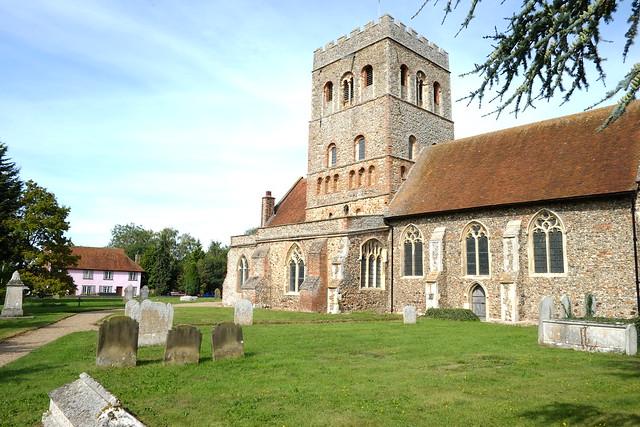 St Barnabas's Church, Great Tey