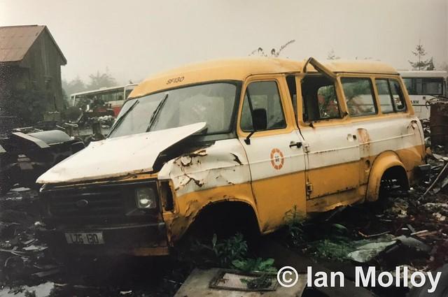 Bus Éireann SF 130 (LZG 130).