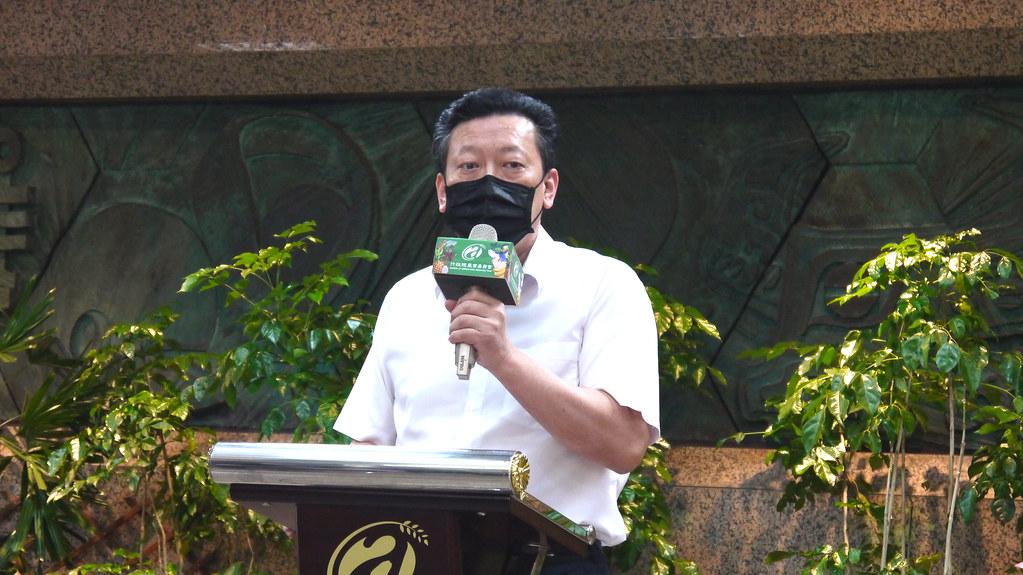 中華民國養豬協會理事長楊杰。黃思敏攝