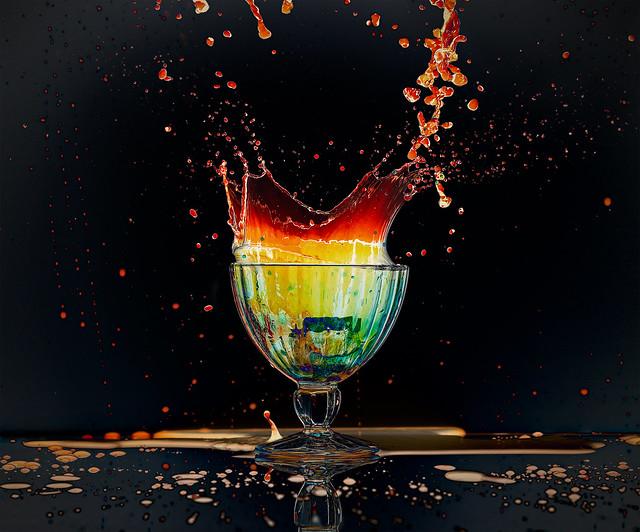 Colourful Splash...