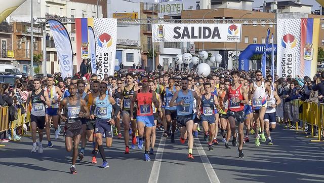 Salida 41 MM Sevilla Los Palacios y Villafranca