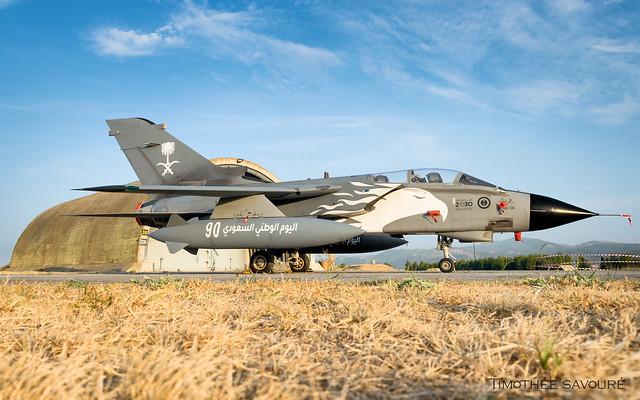 AFW21 | Royal Saudi Air Force Panavia Tornado | 7519