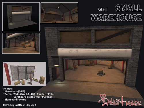 [NEW GIFT] Small Ware House Release