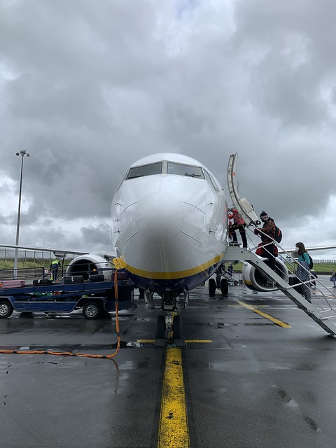 Up, Up and Away - Knock Airport, Ireland