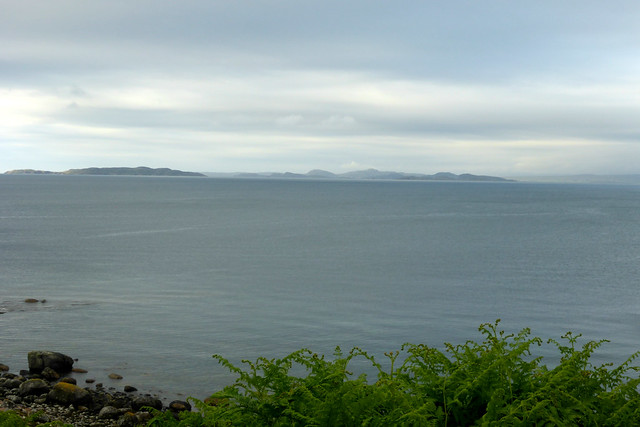 The Summer Isles from Laide