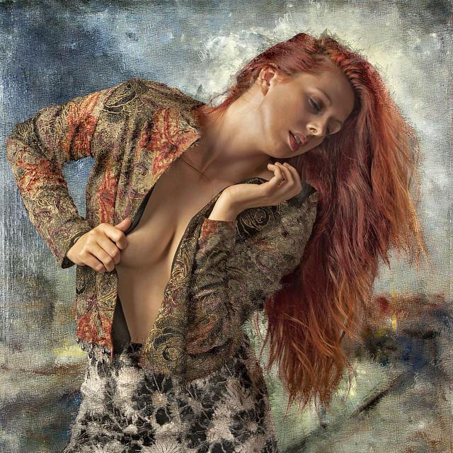 Larissa Angharada - from the Beauty Project