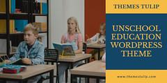 UNSCHOOL EDUCATION WORDPRESS THEME