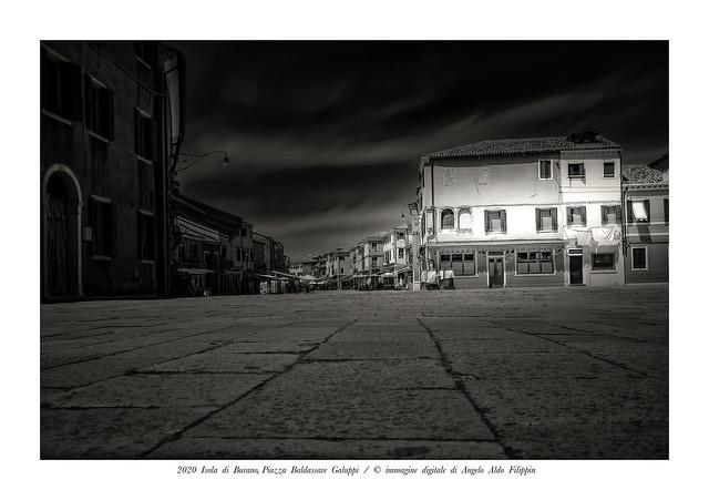 2020 Isola di Burano, Piazza Baldassare Galuppi