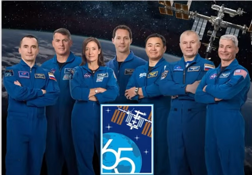 Crew ISS Alpha/expédition 65