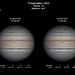Jupiter (x2) IRRGB - 9 Sept 2021