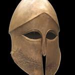 Phallic Helmet · Κορινθιακό κράνος 🍆