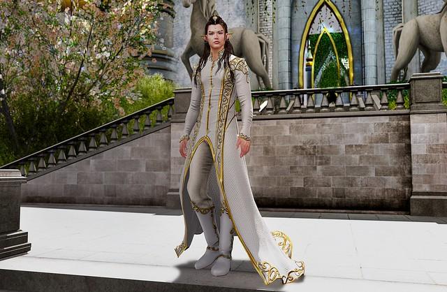 The Eldar Regalia