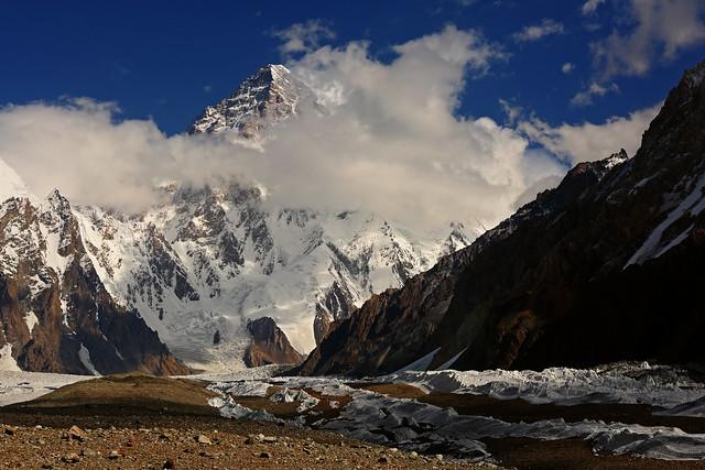 K2: Ice road