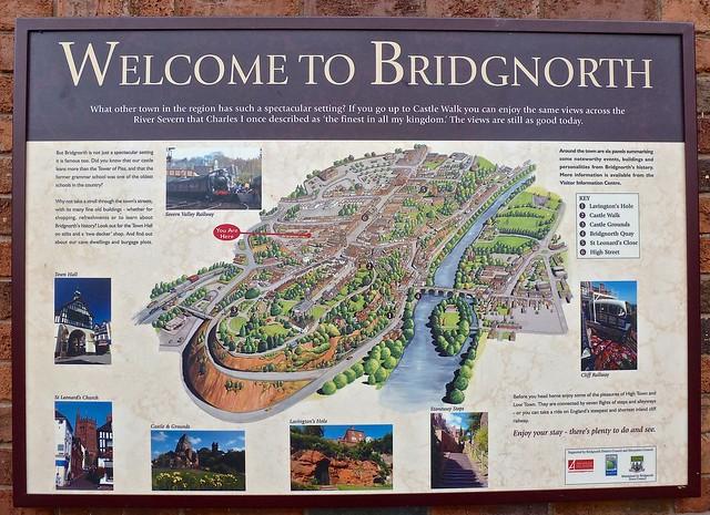 Bridgnorth, Shropshire
