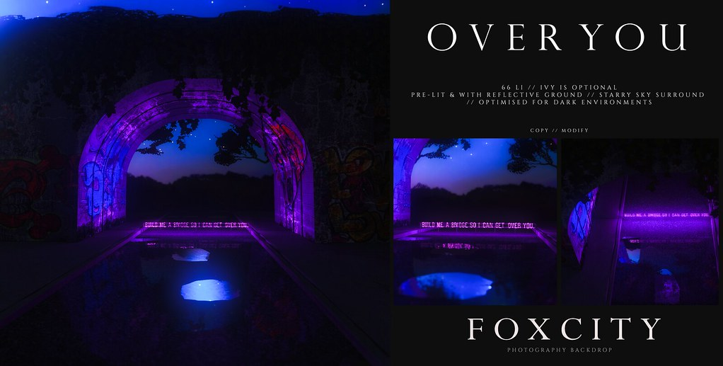 FOXCITY. Photo Booth – Over You