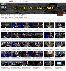 Secret Space Program Conference, 2011, 2016, 2019