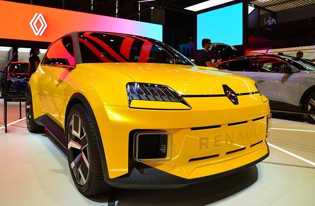 Munich - Renault 5 Prototype