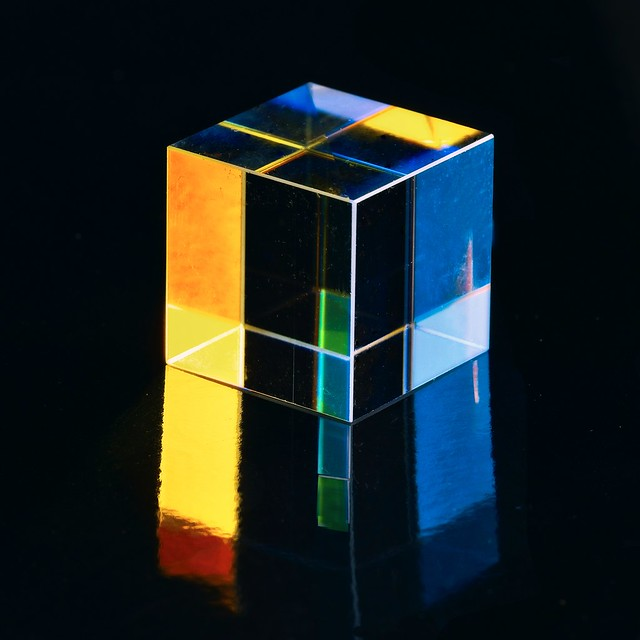 """Prism cube for """"Geometry shapes"""""""