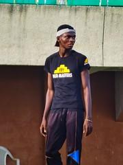 Gambian Athlete