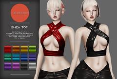 KiB Designs - Shea Top @101L Event 19th Sept.