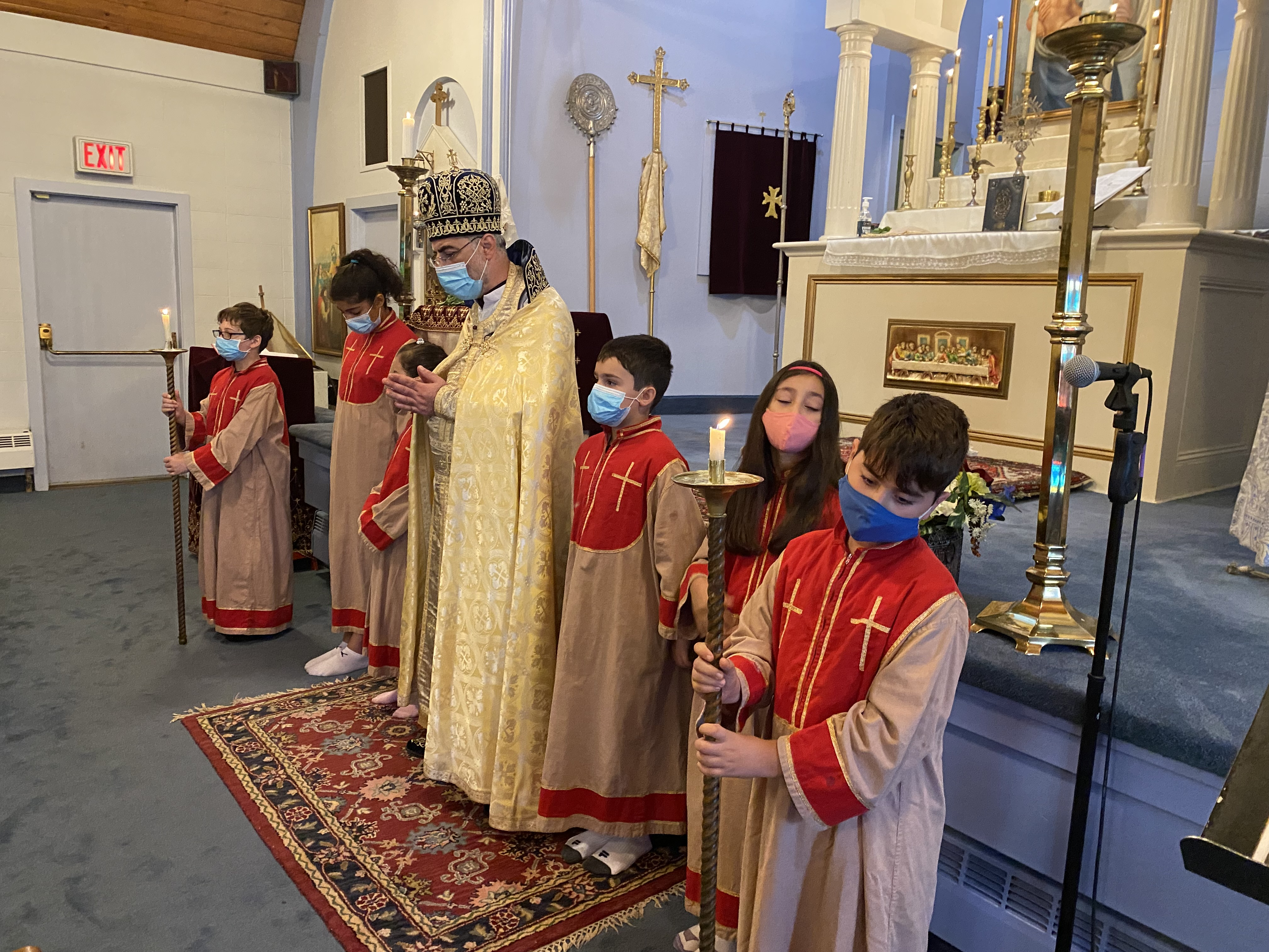 Feast of the Exaltation of the Holy Cross 2021