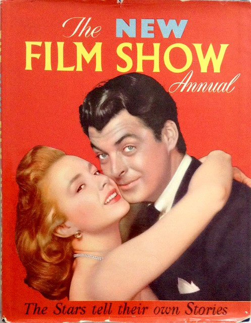 Rory Calhoun and Piper Laurie - Film Show Annual - 1955