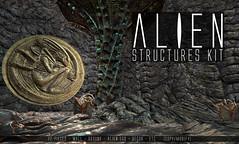 Alien structure - kit 1
