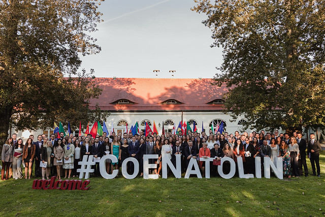 Start of the Academic Year 2021/2022 at the Natolin campus
