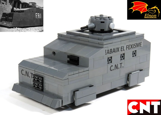 Armored Torras SCW