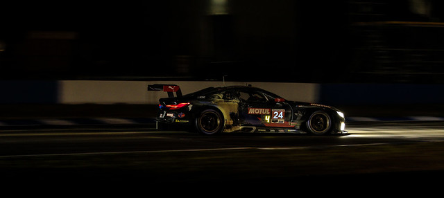 2021 12hrs of Sebring - Race Day - M Charred