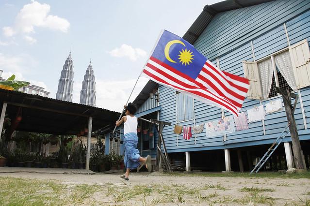 Jom Raikan Tempat Tinggal Yang Kita Gelar Rumah Di Hari Malaysia